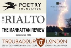 Troubadour International Poetry Prize